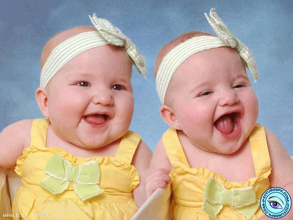 Gambar Anak Bayi Kembar Yang Lucu