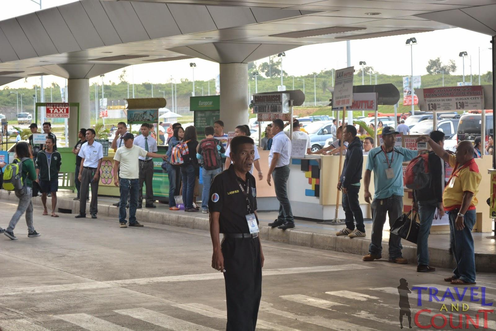 Laguindingan International Airport, Cagayan De Oro