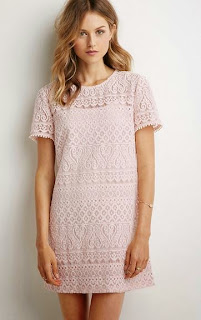 robe-dentelle-rose-pale-petitemaispasque-blog-forever21