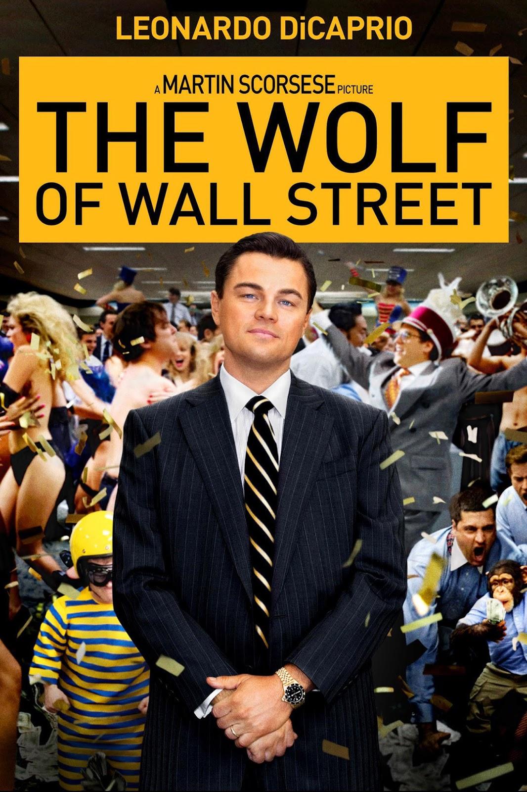 Comentario de la película El Lobo de Wall Street