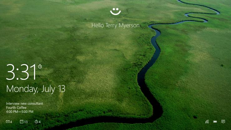Windows Hello, Fitur Keamanan Canggih Pengganti Password