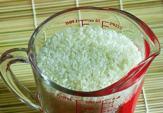 Рис для и в домашних условиях