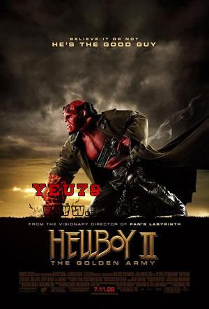 Quỷ Đỏ 2: Binh Đoàn Địa Ngục