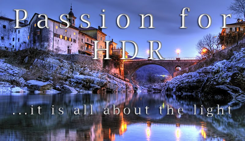 Passion for HDR