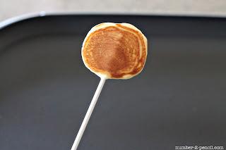 pancake pop