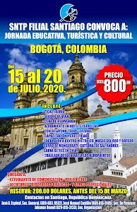Viaje a Colombia con el SNTP