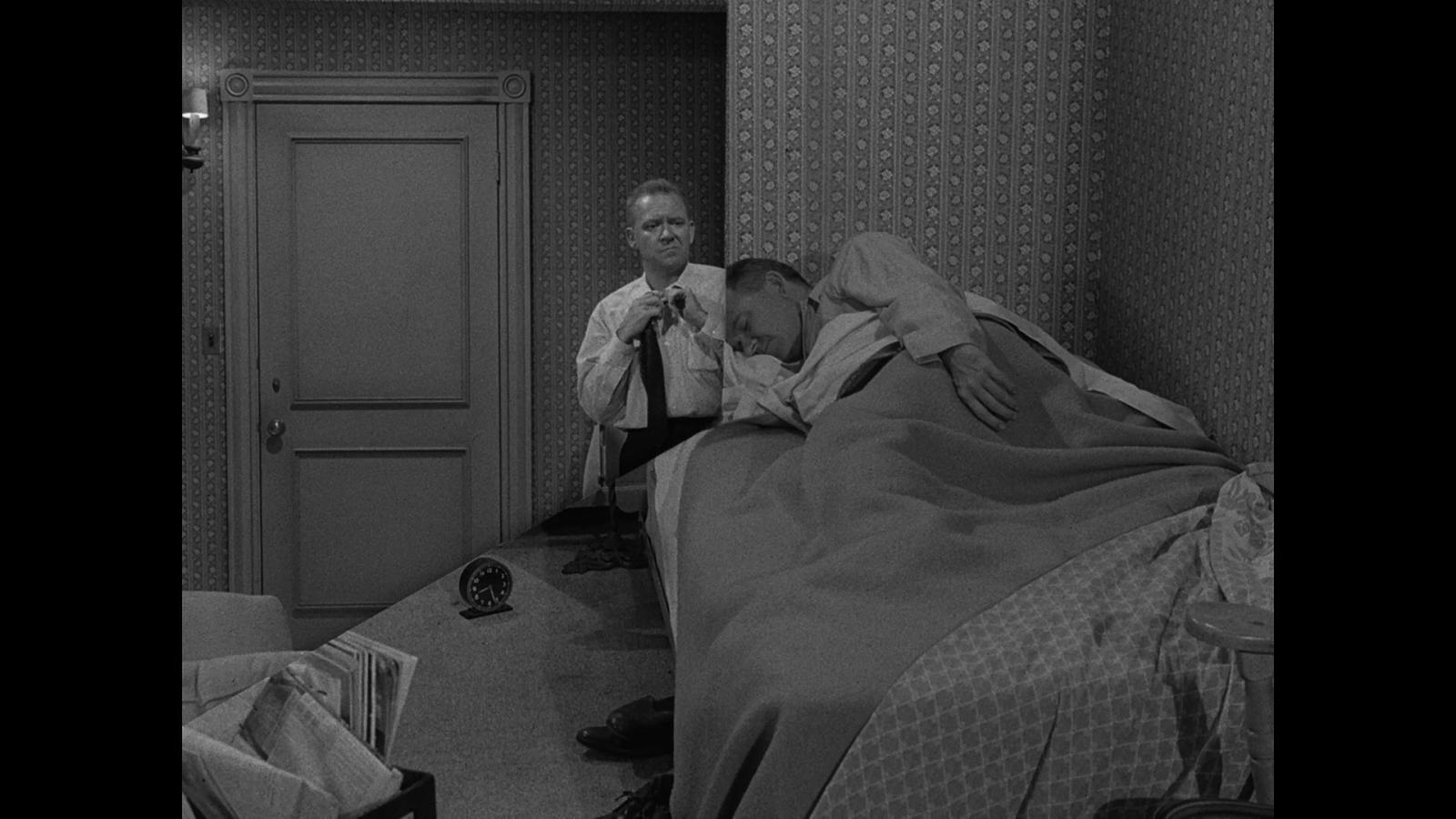 my life in the shadow of the twilight zone episode