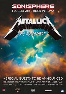 Metallica sonisphere