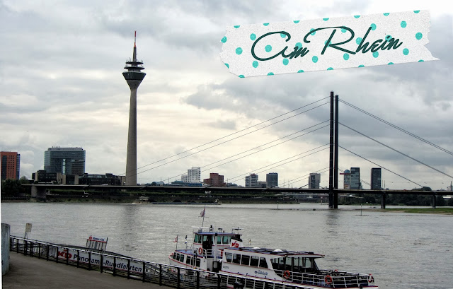 My lovely life - Düsseldorf Reisebericht RHEINUFER