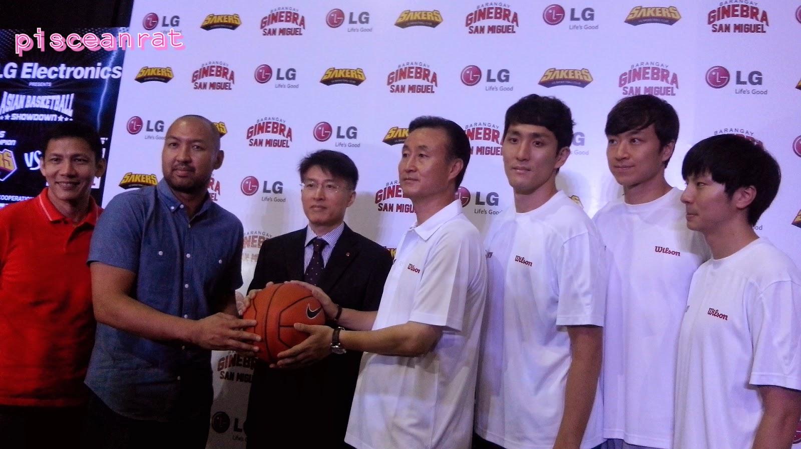 LG asian basketball
