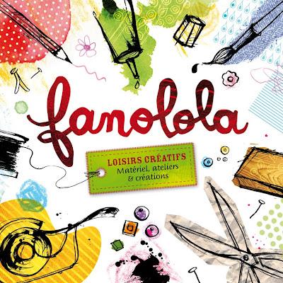 Flyer Fanolola boutique de loisirs créatifs