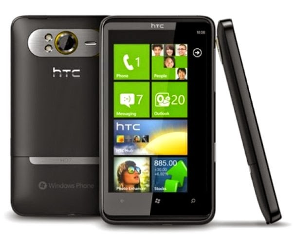 Review HTC 7 Mozart