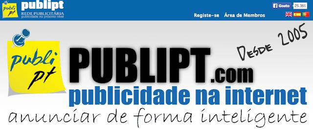 Publipt Homepage