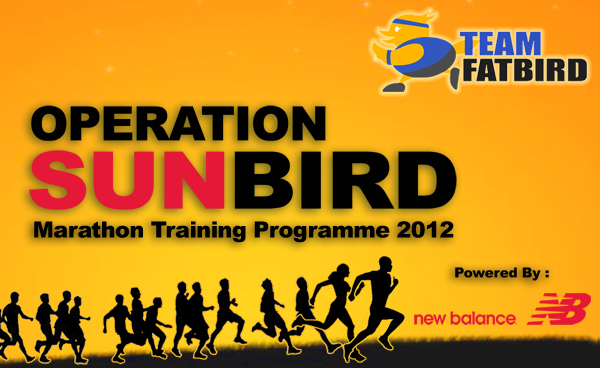 Operation Sunbird 2012: Marathon Training for SCMS