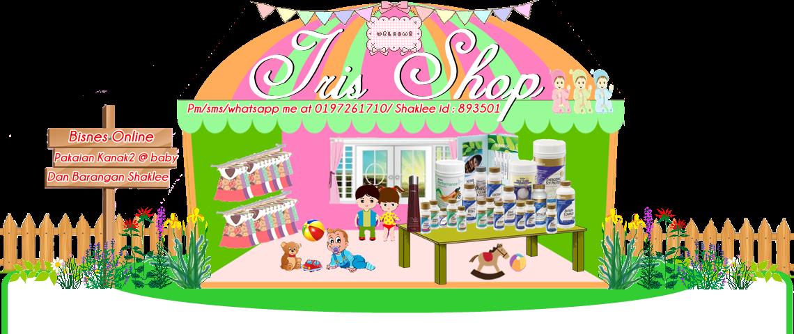 Sihat Dan Ceria Bersama IrisShop