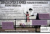 21-23/02 Xornadas Ourense Centros de Menores