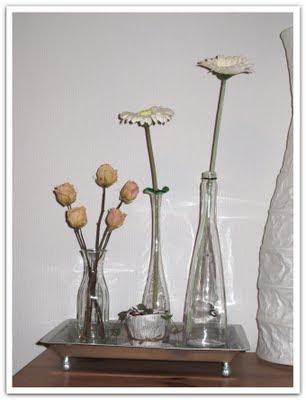 Blommor i vaser 1