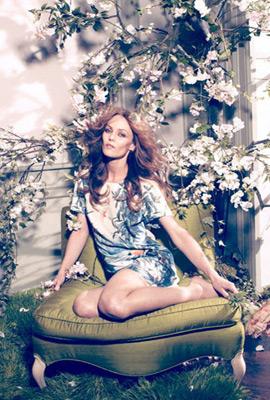 H&M primavera 2013 Conscious vestido