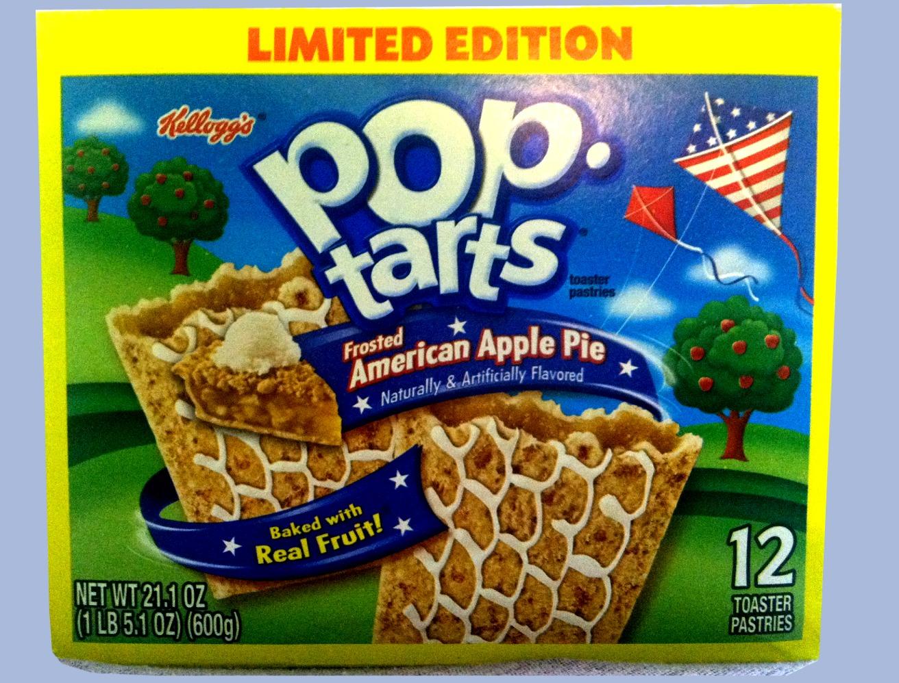 The Holidaze: Apple Pie Pop Tarts