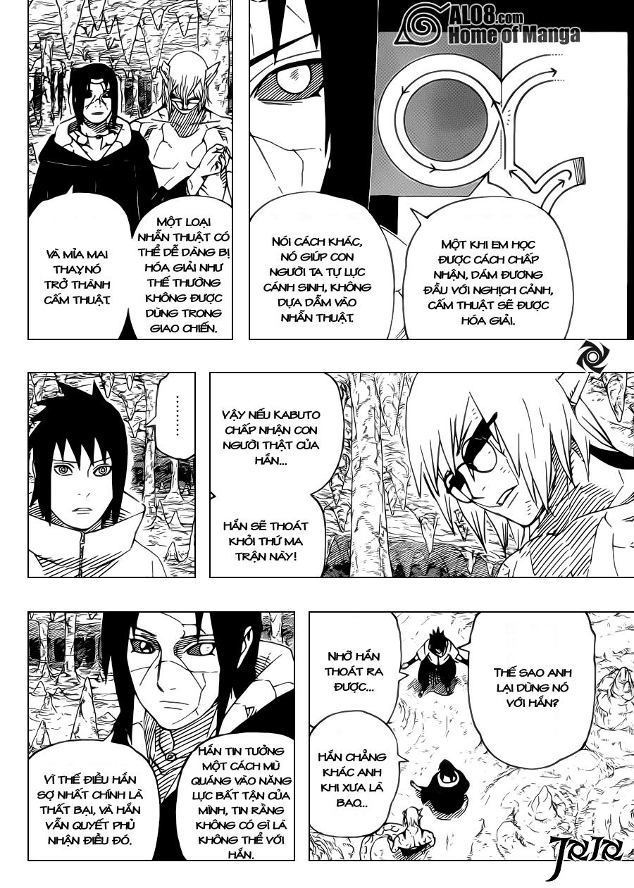 Naruto chap 587 Trang 6 - Mangak.info