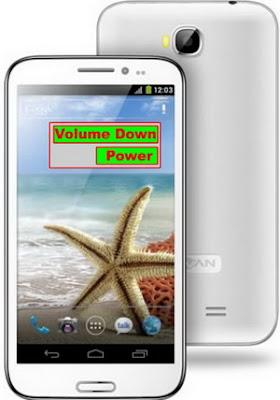 Cara Reset Tablet Advan Vandroid T1J Lupa Pola Kunci