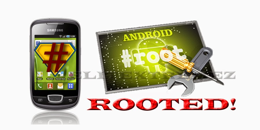 How to root Samsung  Galaxy POP/Mini