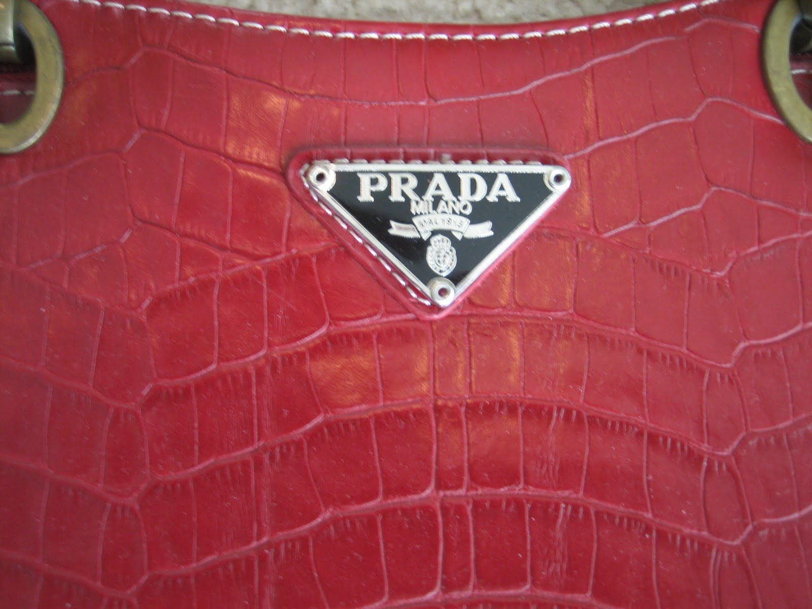 faux prada purse