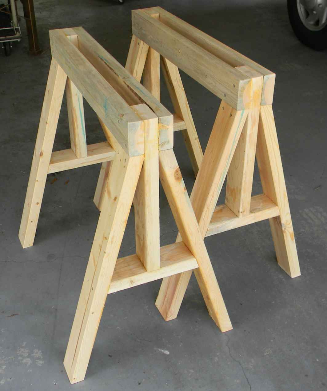 Shelter Sense Wood How To Table Type Work Horse