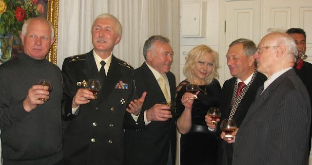 Лилия Золотоноша, Гоян, Черненко, Дякив