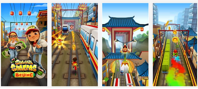 Subway Surfers 1.13.0 Beijing edition free apk