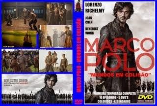 MARCO POLO - SÉRIE DE TV - 2014