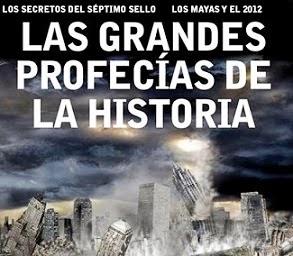Los 7 sellos del Apocalipsis y las 7 Profecias Mayas: