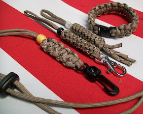 Paracord handcraft