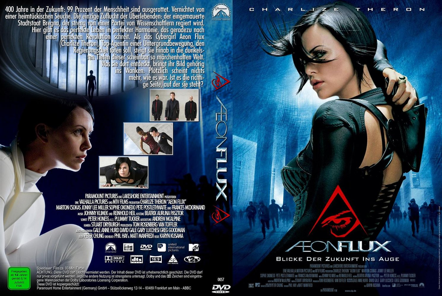 reaction paper to a movie: aeonflux essay Lesson 3: utopias (9-12) aeon flux, the island, and other such movies the 2-page response paper will constitute 50% of their grade.