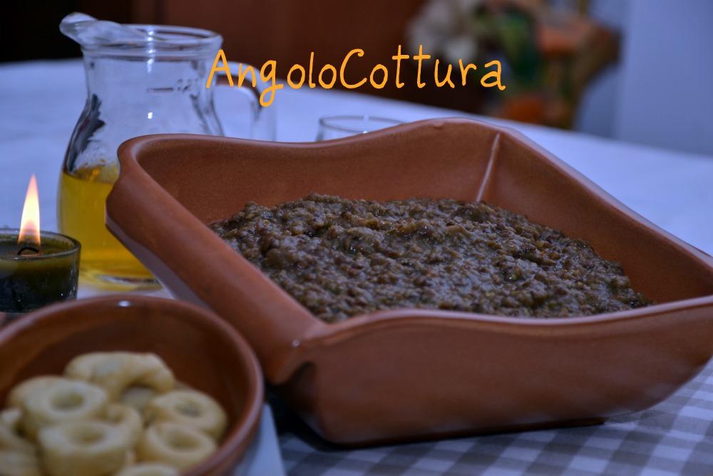 Angolocottura zuppa di lenticchie all 39 usticana for Lenticchie d acqua