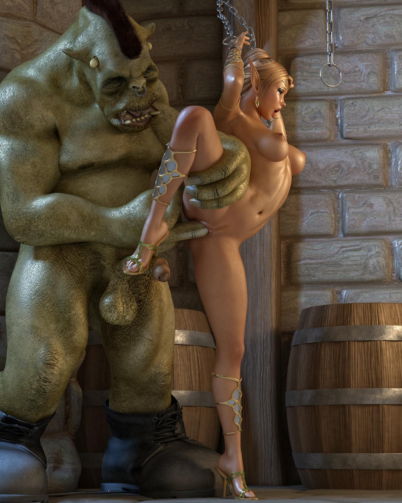 nude hot elven women