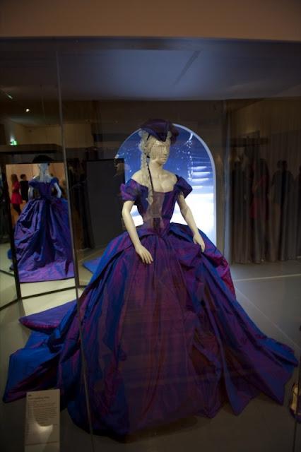 Dita von teese wedding dress replica