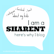 I am A Sharent Linky
