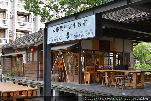 斗六雲中街 – 小城市裡的日式懷舊房舍 文創聚落陶藝展