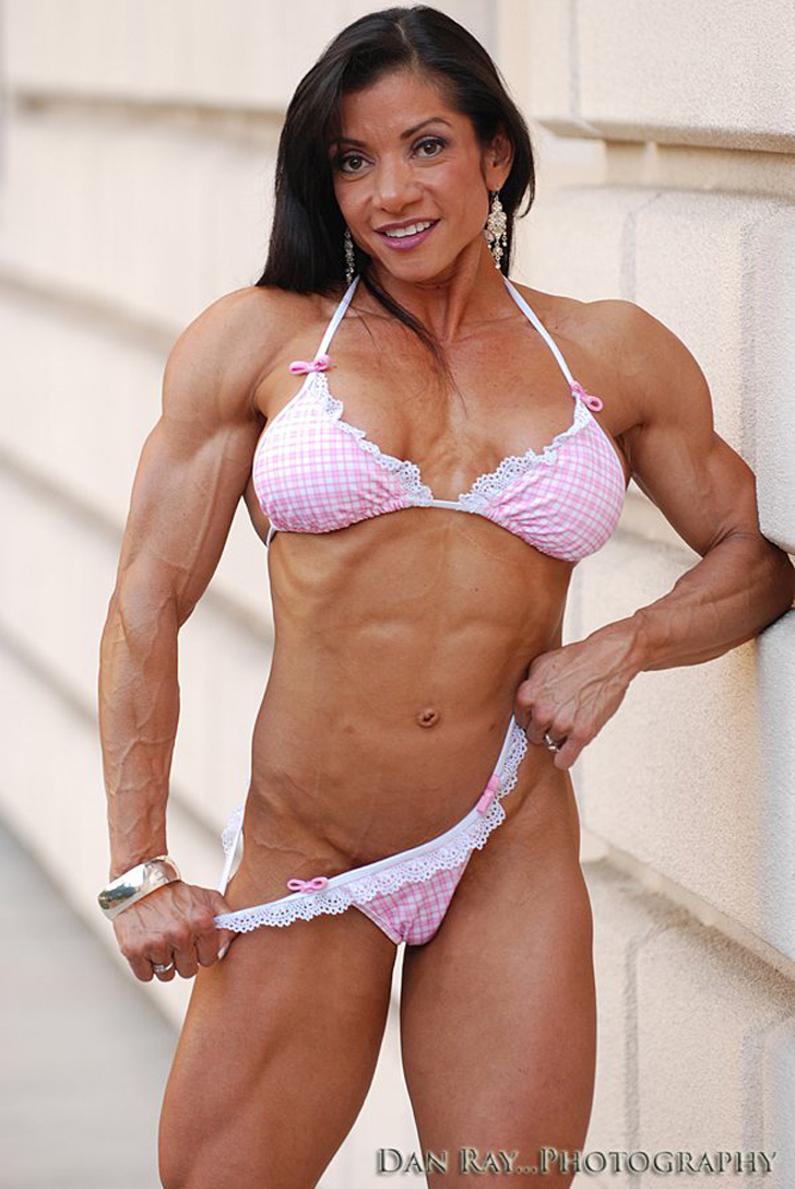 how to build lean muscle for females