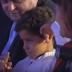 Cristiano JR acungkan jari tengah ke ayahnya sendiri?
