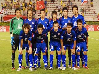 Pelatih Singapura : Thailand Merupakan Tim Terkuat