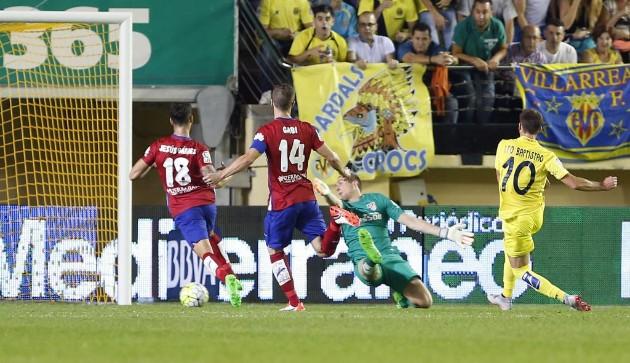 Atlético de Madrid joga mal e perde para o novo líder do Campeonato Espanhol