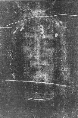 Shroud of Turin: image imprinted by an earthquake!