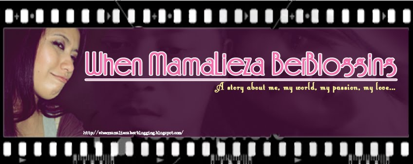 When MamaLieza Berblogging