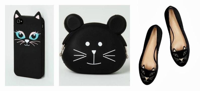 gato ratón accesorios