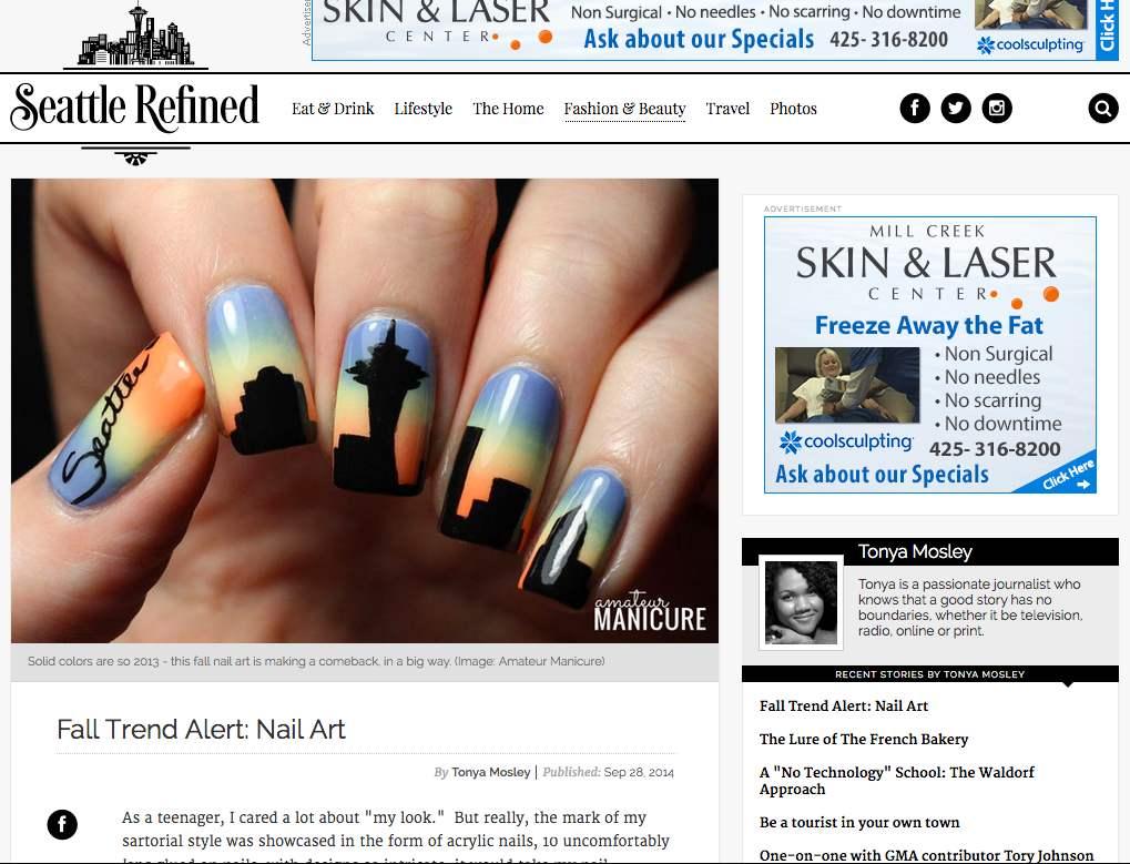 Amateur Manicure : A Nail Art Blog: September 2014