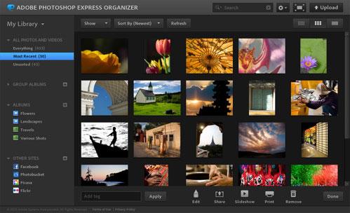Aplikasi Android Adobe Photoshop Express