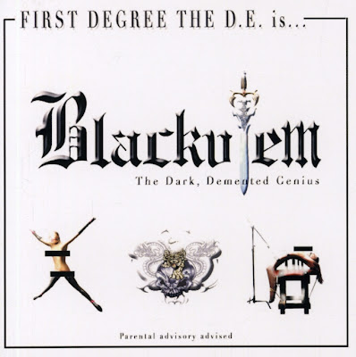 First Degree The D.E. – Blackulem, The Dark, Demented Genius (2007) (VBR V2)