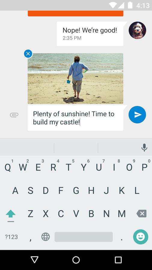 تحميل تطبيق ماسنجر الجديد Messenger من جوجل للأندرويد وسامسونج جالاكسي